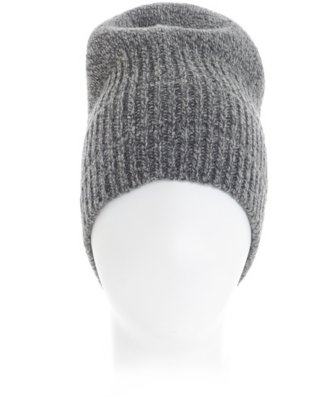 men's marled slouchy hat