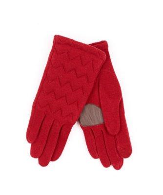 echo touch milk quilted glove
