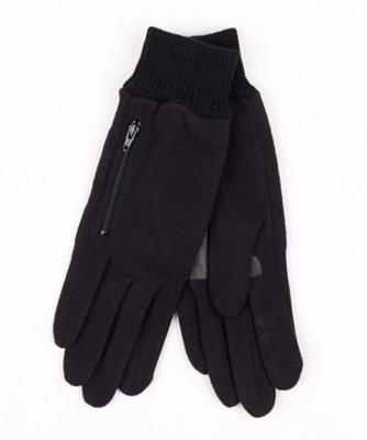 echo touch warmers zipper pocket glove