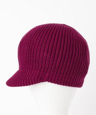 chunky newsboy hat