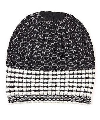 echo warmer sparkle slouchy hat
