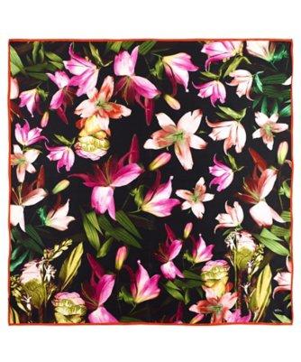 Tropical Silk Flowers