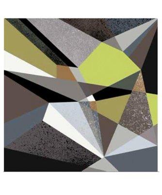 spray art geometric square