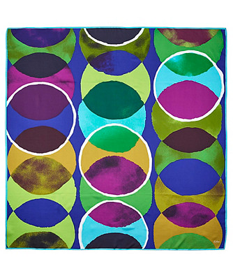 overlapping circles square