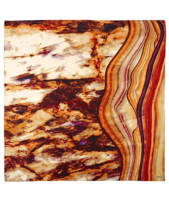marbled square
