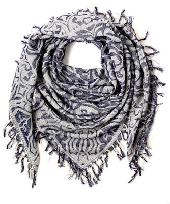 island yarn dye square