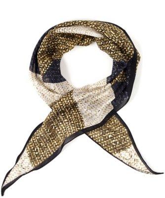 pandan diamond scarf