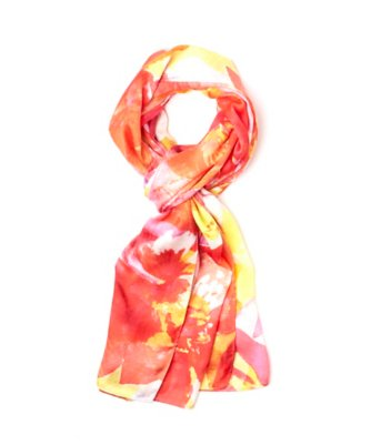 amazon floral scarf