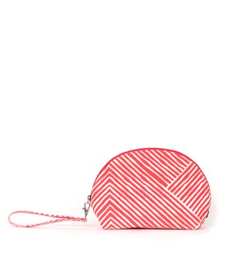 pardise weave bay bikini bag
