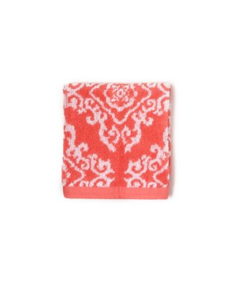 surat wash cloth in shell pink