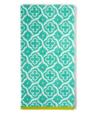 troy bath towel in mint