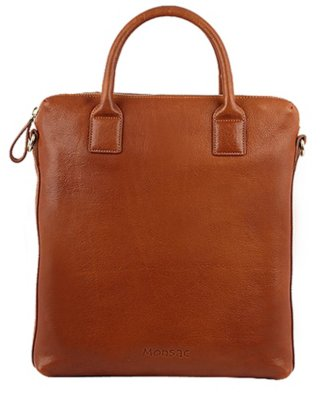 monsac leather tote